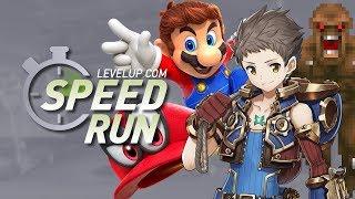 SPEEDRUN: Resumen de noticias Nintendo Direct - 9.13.2017