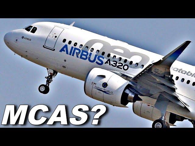 WARUM braucht der A320NEO kein MCAS? AeroNews