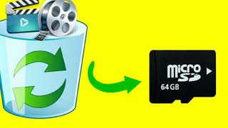 Easiest Way to RECOVER File from USB/Micro SD Card