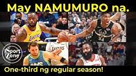 KARERA sa NBA Awards. Lebron. Luka. Giannis & Harden, Nangunguna! Erik Spoelstra, Llamado sa COTY?