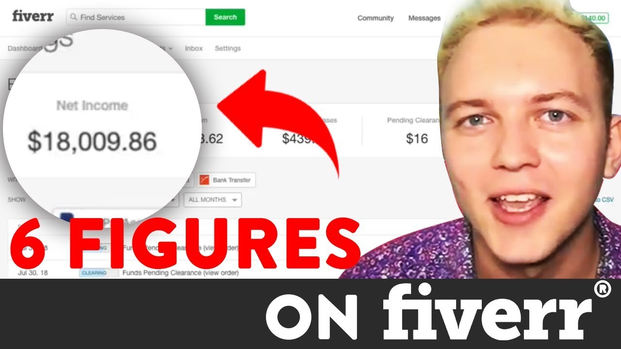 Is It Possible To Make Six Figures On Fiverr