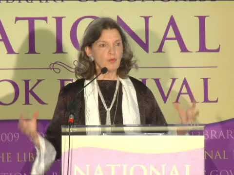 Katherine Neville  2009 National Book Festival