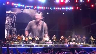 029 American Land  - Bruce Springsteen - Kilkenny 28. July 2013