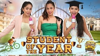 Student of the YEAR - Teacher's Day Special | ShrutiArjunAnand
