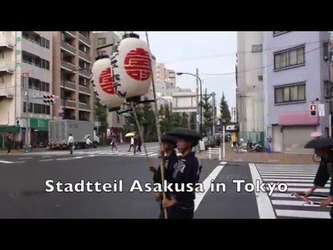 Japan Rundreise 2014