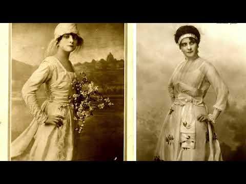 Sylvia, Marica, Fedora: Nők az operettekben (3. rész)