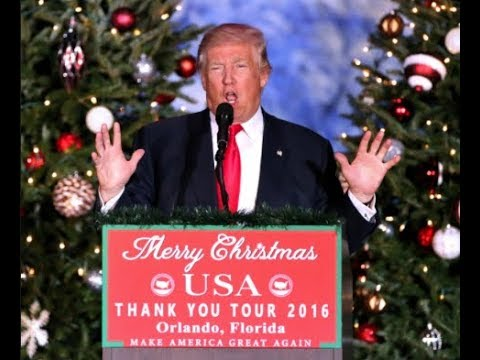 IF YOU THOUGHT THE WAR ON CHRISTMAS WAS OVER NOW THAT TRUMP IS PRESIDENT THINK AGAIN!