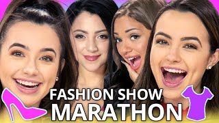 Ultimate FASHION Show Compilation | Outfit CHALLENGES | Wheel of Fashion & Closet Wars! 👗💕