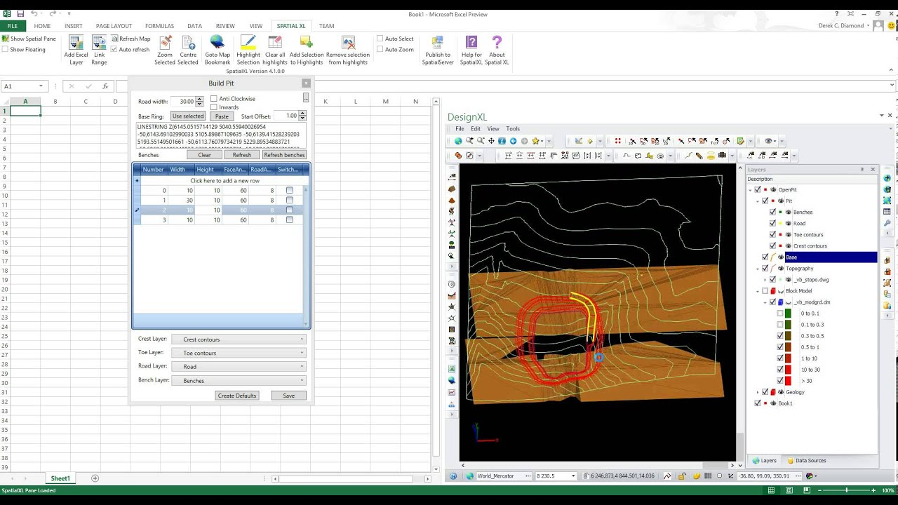 Open Pit Mine Planning And Design Download