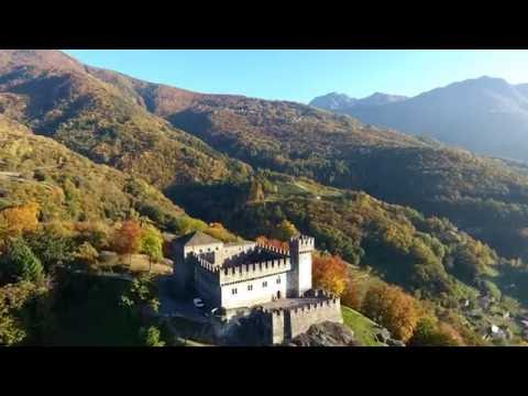 EPISODE 5 - Flying over the castles - Bellinzona