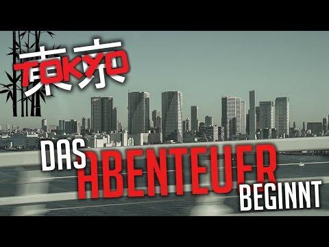 JP Performance - Tokyo | Das Abenteuer beginnt!