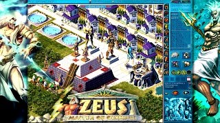 Acropolis : Zeus & Poseidon | City-Building & Strategy [Free Custom Maps + Saves]