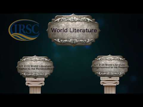 Introduction To World Literature