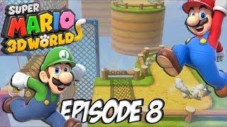 Super Mario 3D World: Let's Fun | Des grilles, toujours des grilles | Episode 8 Thumbnail