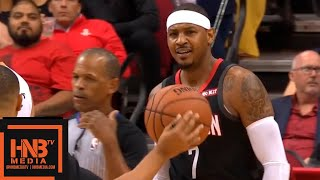 Houston Rockets vs New Orleans Pelicans 1st Half Highlights | 10.17.2018, NBA Season