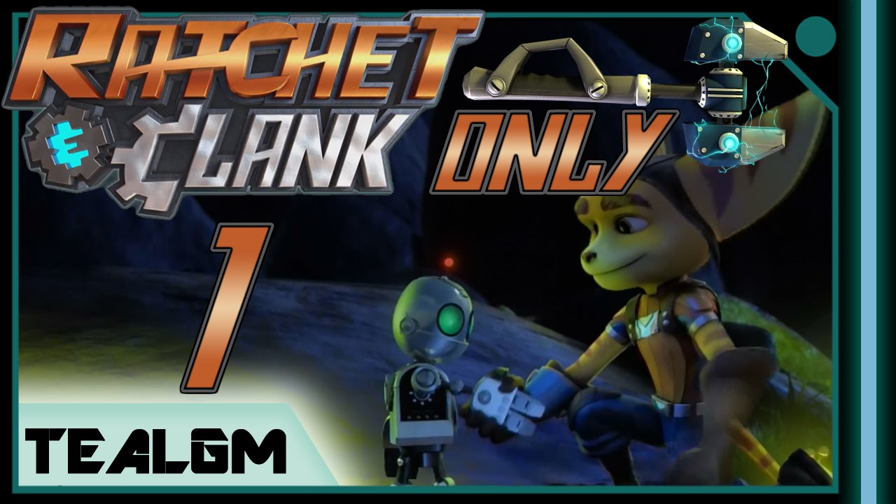 ratchet and clank ps4 all weapons