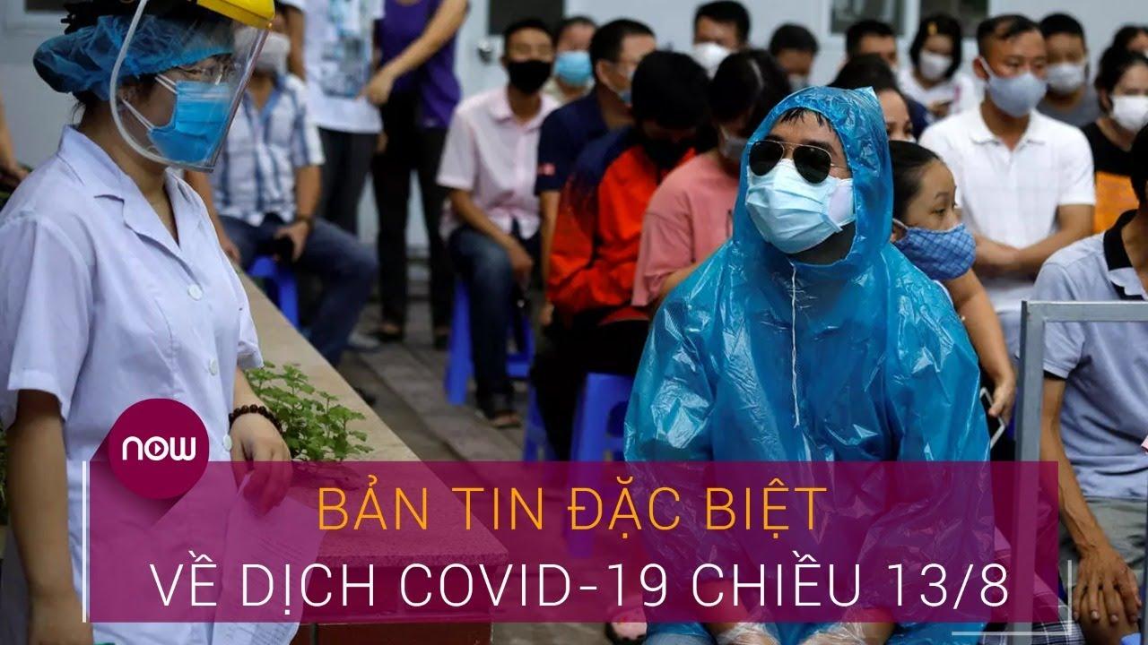Tin tức tổng hợp về dịch Covid-19 chiều 13/8: Thêm 22 ca mắc mới, 2 ca tử vong | VTC Now