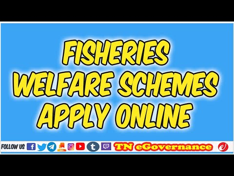 How To Apply  Welfare Scheme For Fisheries In CSC In Tamil | BAN Peroid | Lean Period | TNeGA