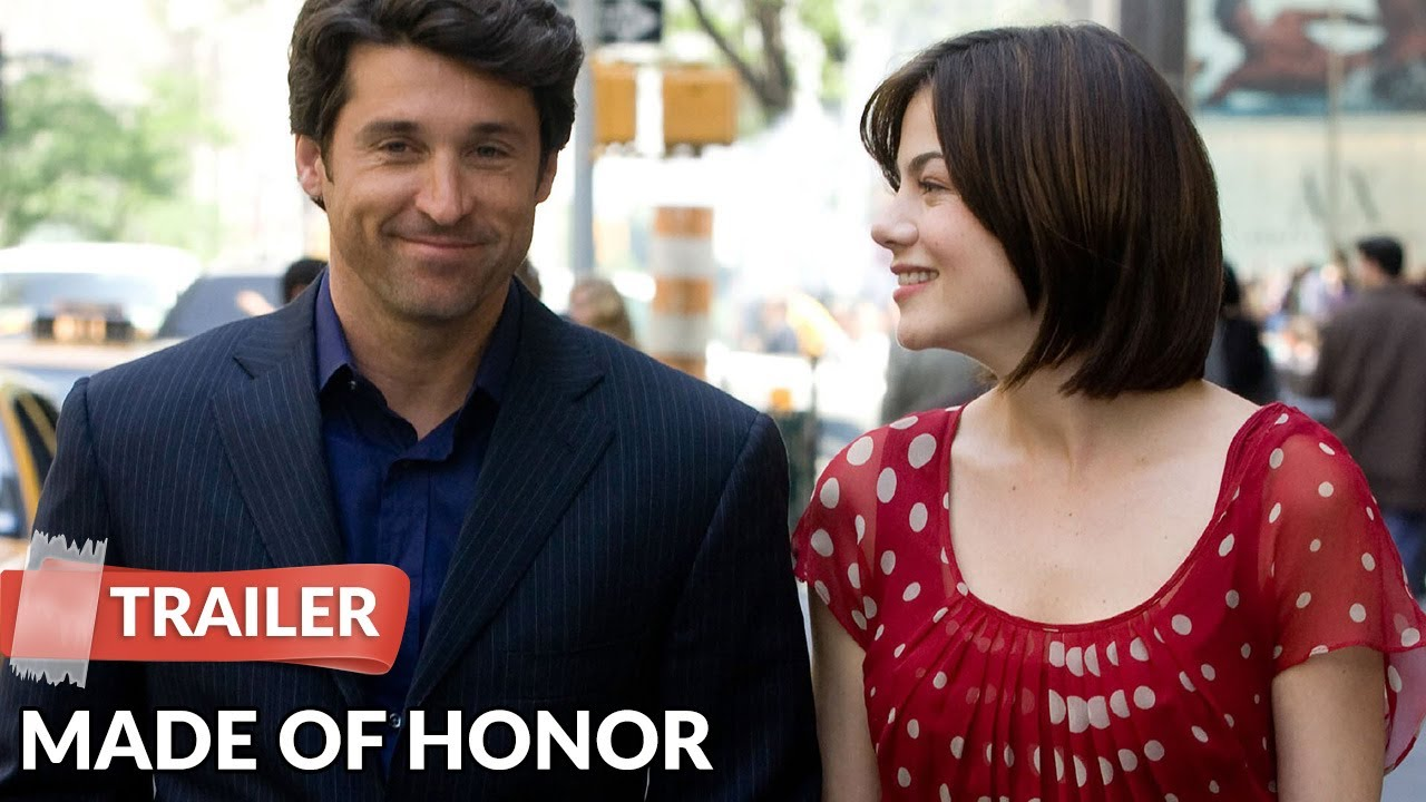 Made Of Honor 2008 Trailer Hd Patrick Dempsey Michelle Monaghan