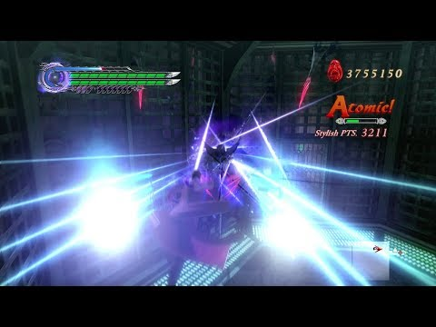 Devil May Cry 4: Special Edition - Mission 10 (Legendary Dark Knight Vergil) |