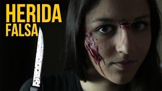 Cómo hacer una herida realista para Halloween (Experimentos Caseros)