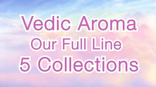 HD-All 5 Vedic Aroma Collections