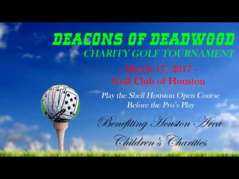 2017 Deacons of Deadwood Charity Golf Tournament