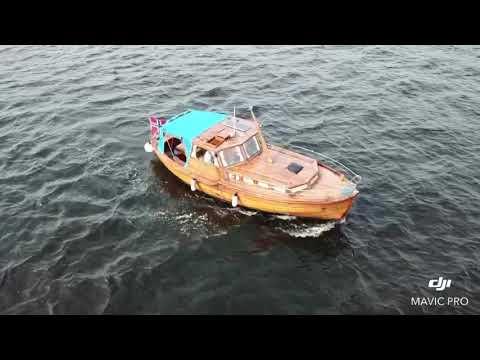 30 fots trebåt