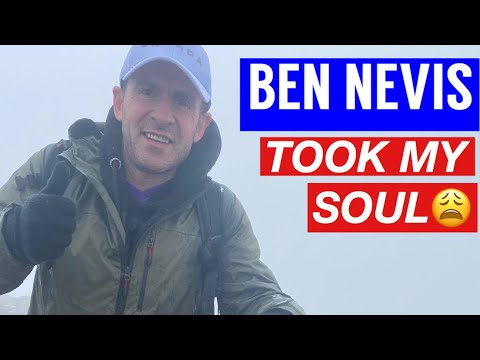Gary Meikle | GMV#4 Climbing Ben Nevis And What Lead Up To It