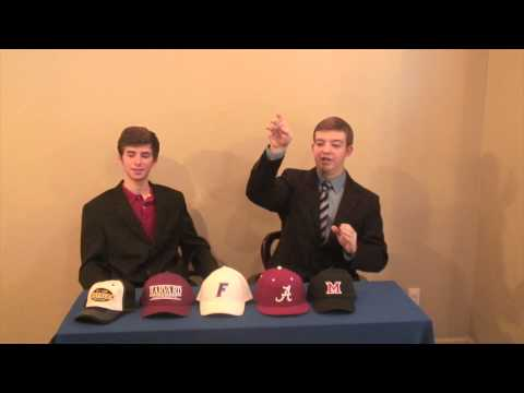 Jimmy Dowd's College Decision