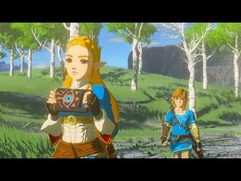 ALL LINK'S LOST MEMORIES LOCATIONS & CUTSCENES! | The Legend of Zelda: Breath of the Wild
