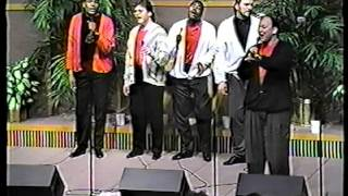"Acappella ""The Time Has Come"" Quintet"