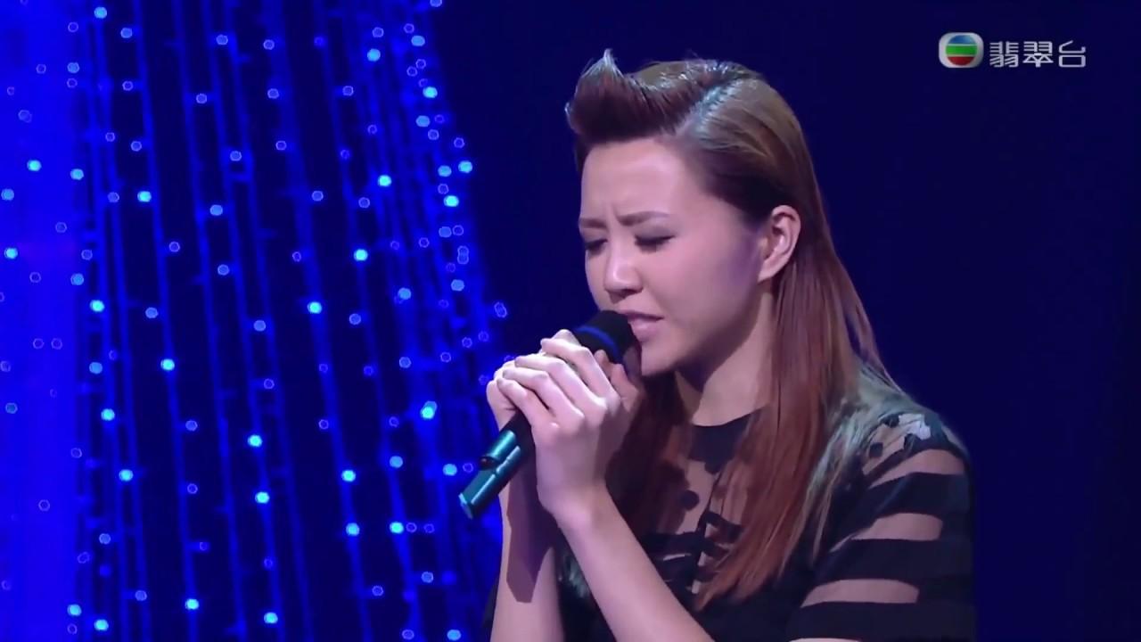141221 吳若希 Jinny - 越難越愛 2014勁歌金曲優秀選第二回 - YouTube