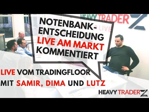 Notenbank 13:45h - Deutsche Post - Huawei - Daimler Aktie