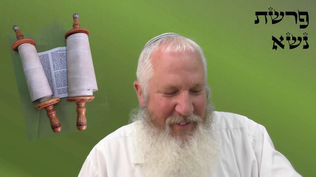 רגע של פרשה עם הרב אילן צפורי פרשת נשא