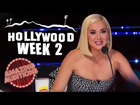 BEST Of American Idol HOLLYWOOD WEEK Part 2 | Amazing Auditions