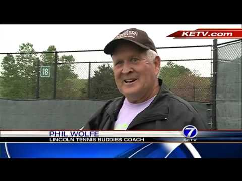 Special match brings tennis players to Omaha