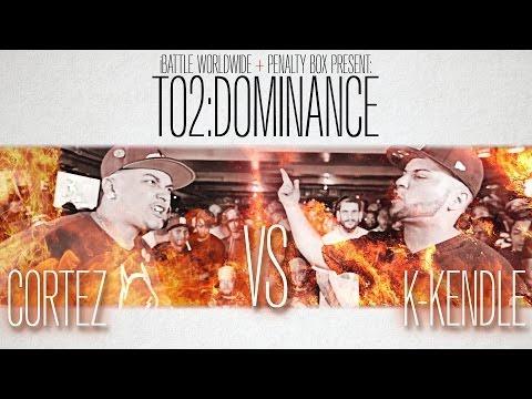 CORTEZ vs K KENDLE - iBattleTV