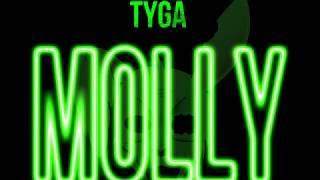 Tyga- Molly [CDQ] (feat. Wiz Khalifa & Mally Mall)