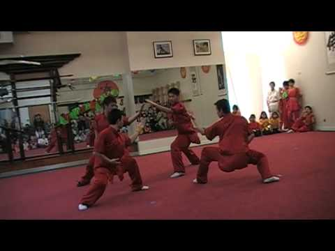 Masters - Group Tai Chi