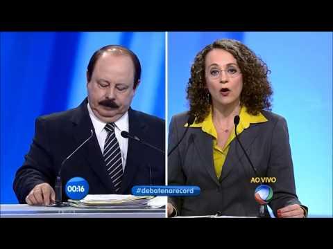 Levy Fidelix fala sobre os gays em debate