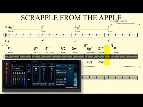 Mapping Tonal Harmony Pro. Music Software for macOS & iOS