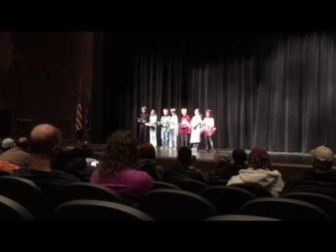 Lyndee readers theatre 1