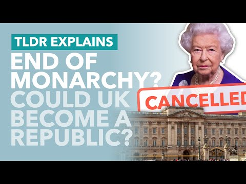 Could Britain End the Monarchy & Become a Republic? The Queen's Royal Controversy - TLDR News