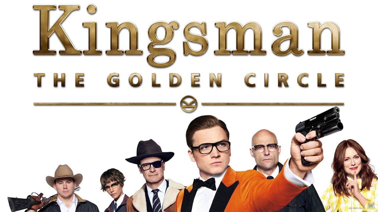 Kingsman The Golden Circle Wallpaper