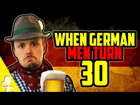 men from germany with russian germans