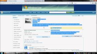 Gambar cover Windows 7 Active Desktop HTML