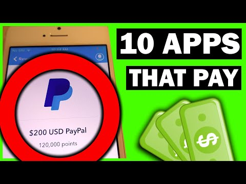 10 APPS That PAY YOU PayPal Money (2019)