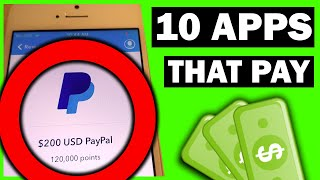 10 APPS That PAY YOU PayPal Money (2020)