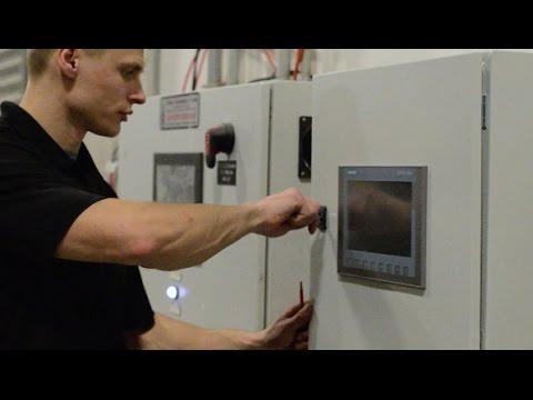 Voltea Las Vegas install ~ Creative Industrial Video Production